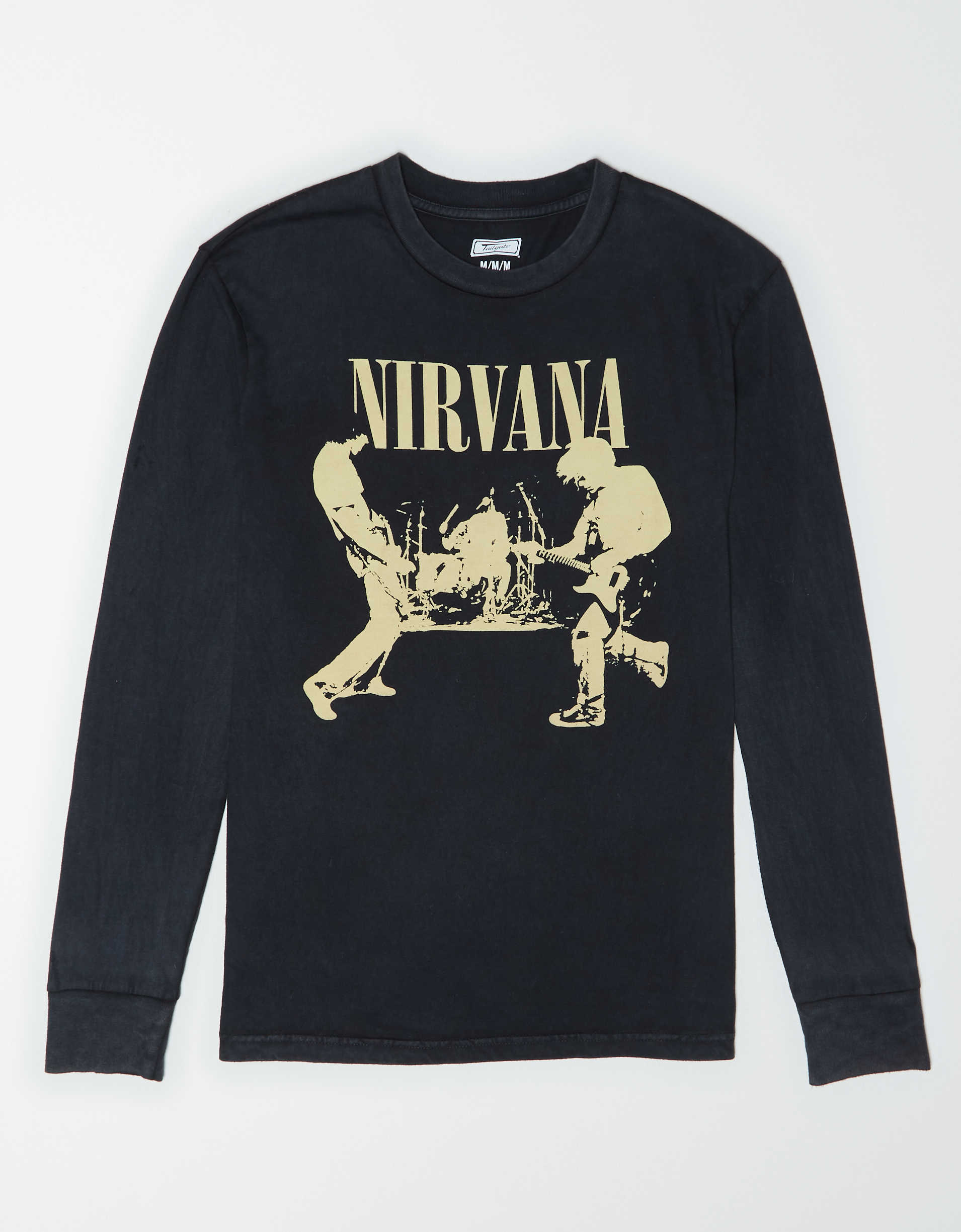Tailgate Men's Nirvana Long Sleeve T-Shirt