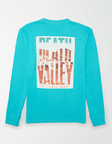 Tailgate Men's Death Valley National Park Long Sleeve T-Shirt