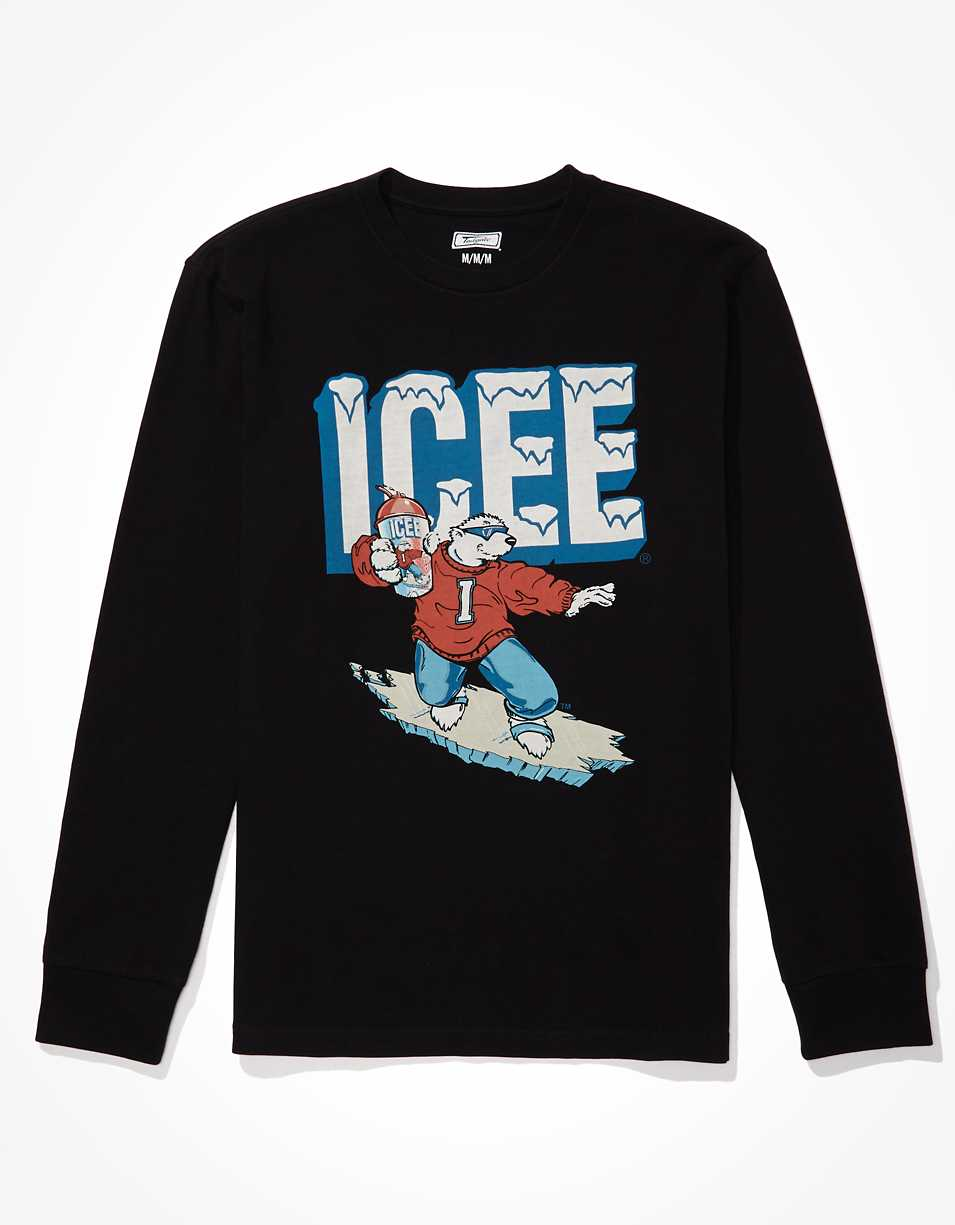 Tailgate Men's ICEE Long Sleeve Graphic T-Shirt