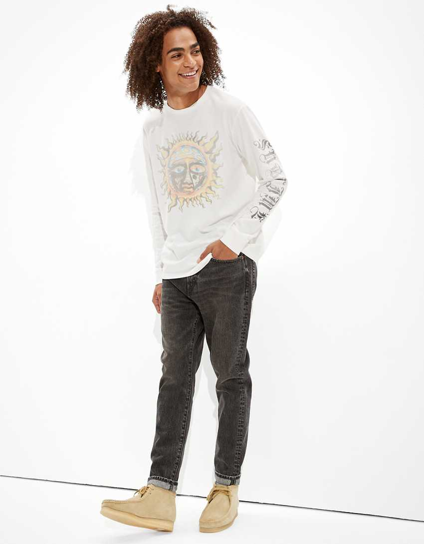 Tailgate Men's Sublime Long-Sleeve Graphic T-Shirt