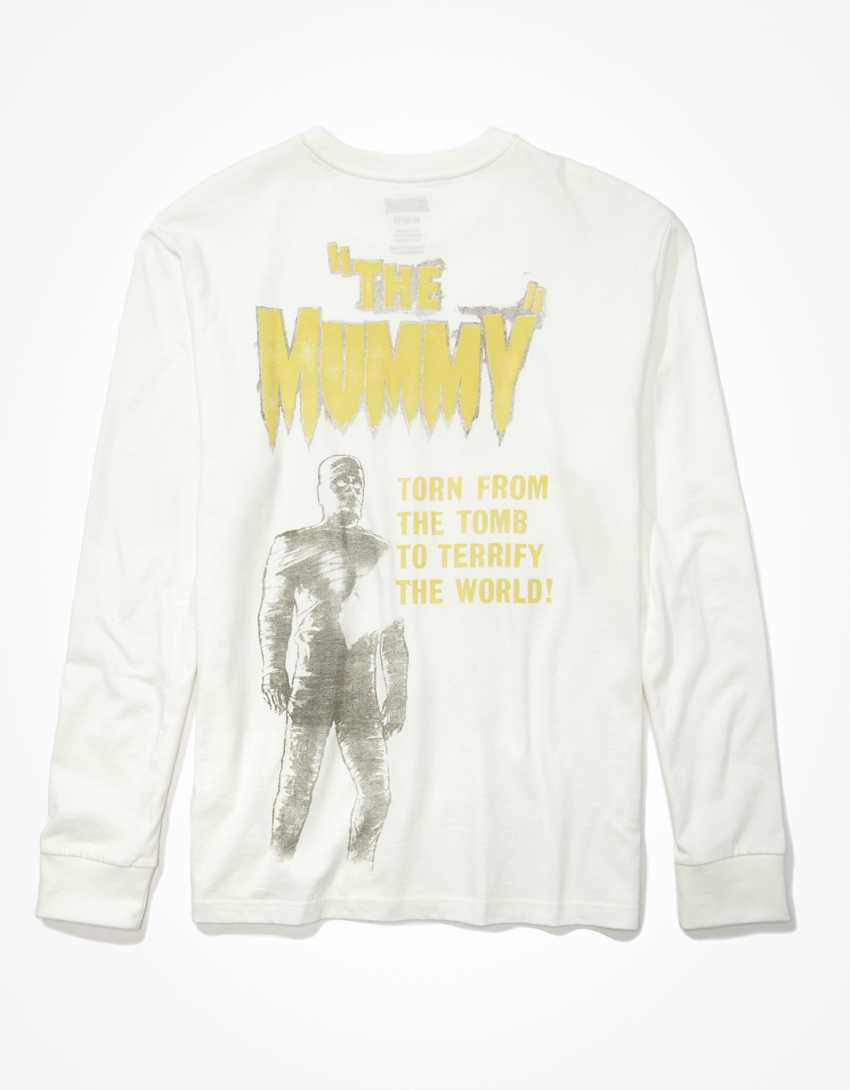 Tailgate Men's The Mummy Long-Sleeve Graphic T-Shirt