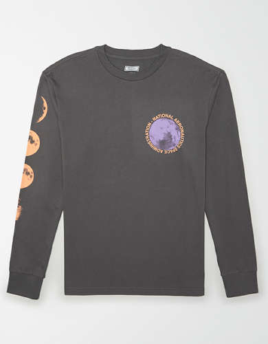 Tailgate Men's NASA Long Sleeve T-Shirt