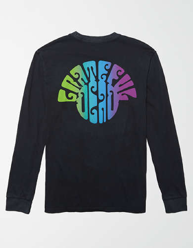 Tailgate Men's Grateful Dead Long-Sleeve Graphic T-Shirt