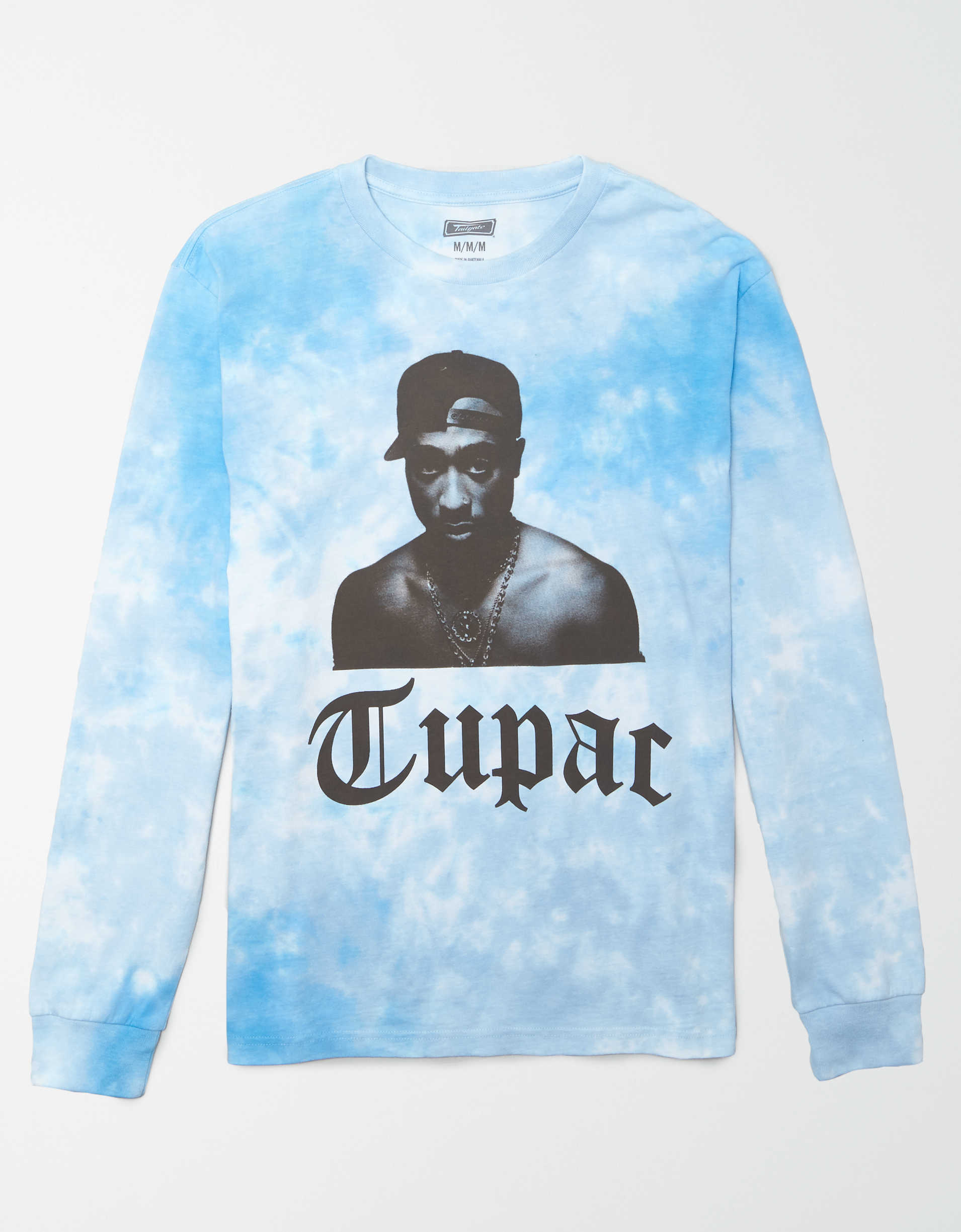 Tailgate Men's 2Pac Graphic T-Shirt
