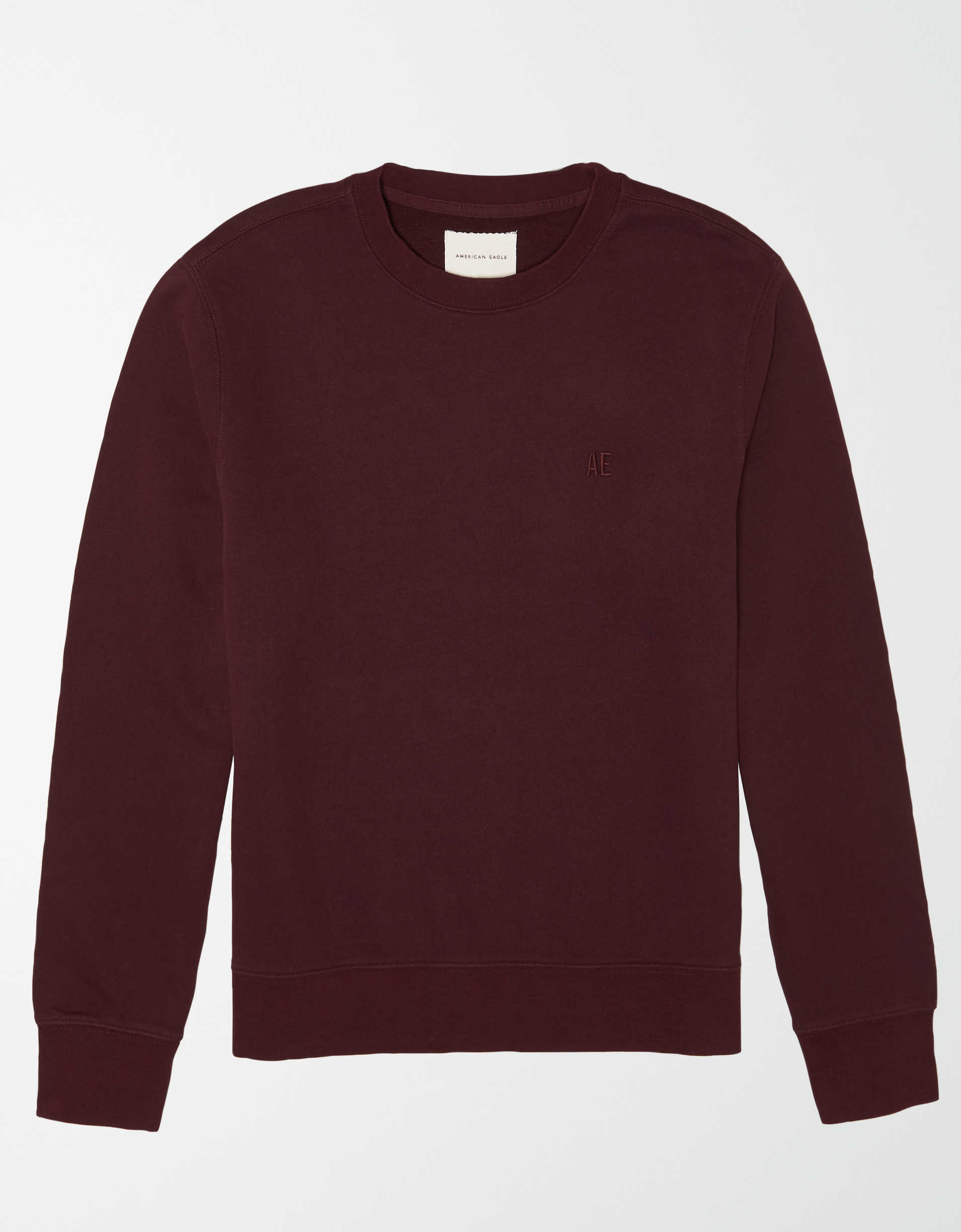 AE Terry Fleece Crewneck Sweatshirt