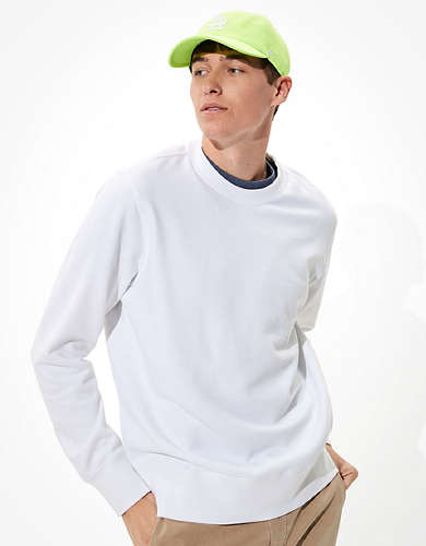 AE Super Soft Fleece Crew Neck Sweatshirt