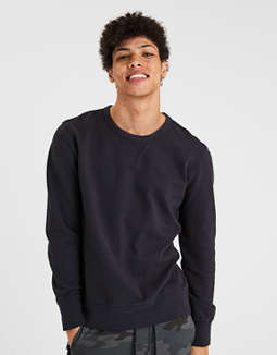 Ae Lived & Loved Crew Sweatshirt by American Eagle Outfitters
