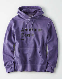 772e12248 placeholder image AE Fleece Pullover Hoodie ...