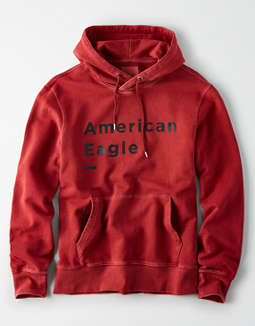 f2ea6d2bc5 placeholder image AE Fleece Pullover Hoodie ...