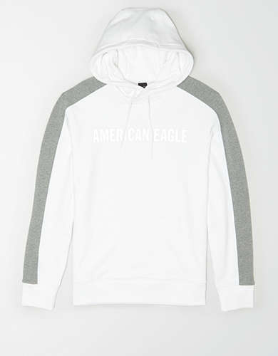 AE Reflective Graphic Pullover Hoodie
