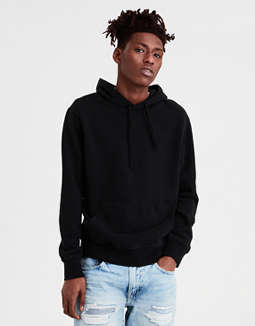 Ae Fleece Pullover Hoodie by American Eagle Outfitters