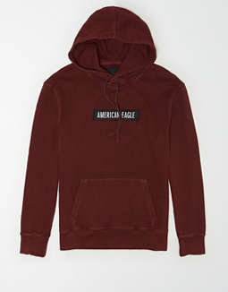 AE Fleece Graphic Pullover Hoodie