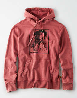 804ece1c3 placeholder image AE Bob Marley Graphic Hoodie ...