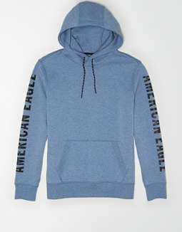 AE Graphic Pullover Hoodie