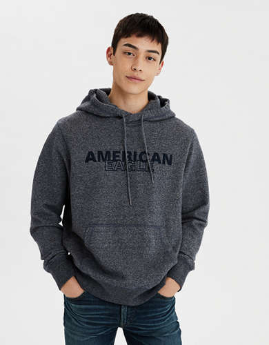 AE Vintage Heathered Fleece Hoodie