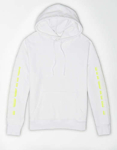 AE X Young Money Drop-Shoulder Fleece Hoodie