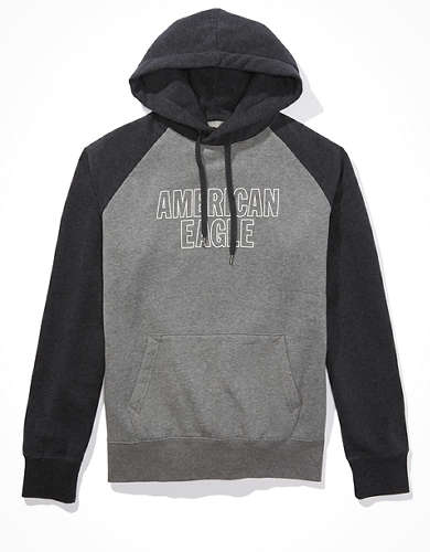 AE Super Soft Fleece Graphic Hoodie