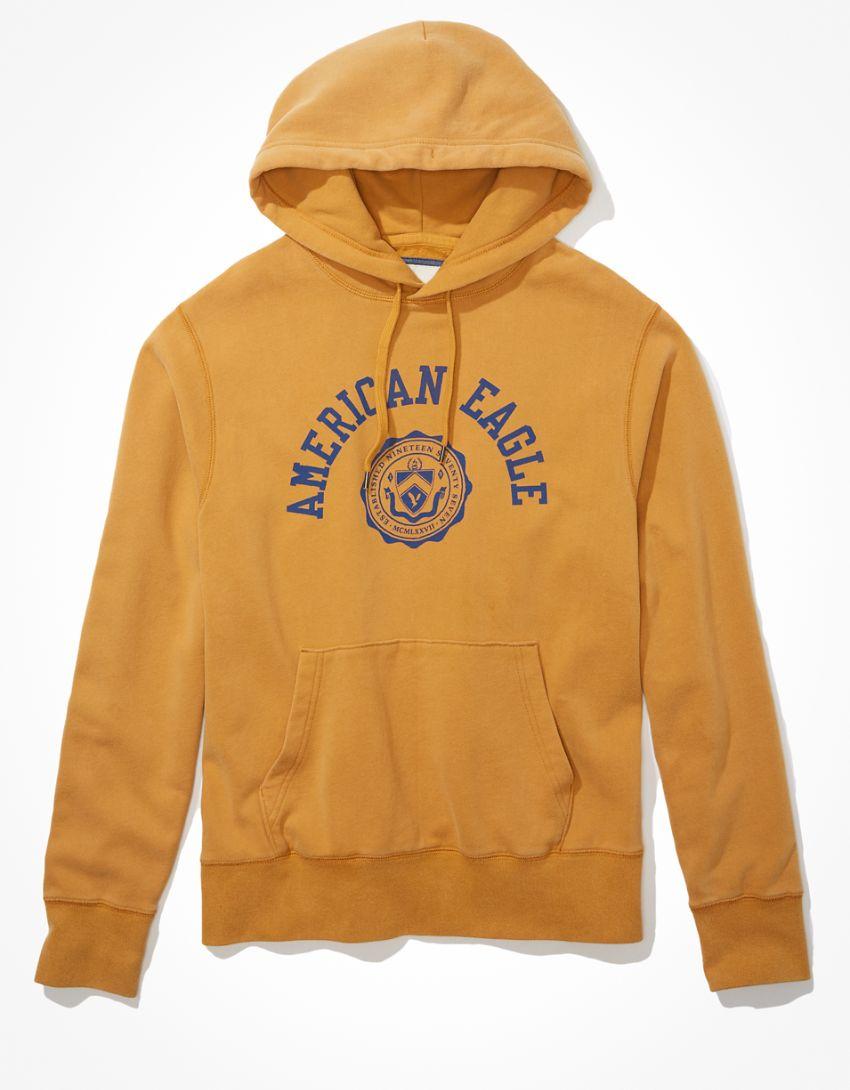 AE Super Soft Fleece Graphic Hoodie