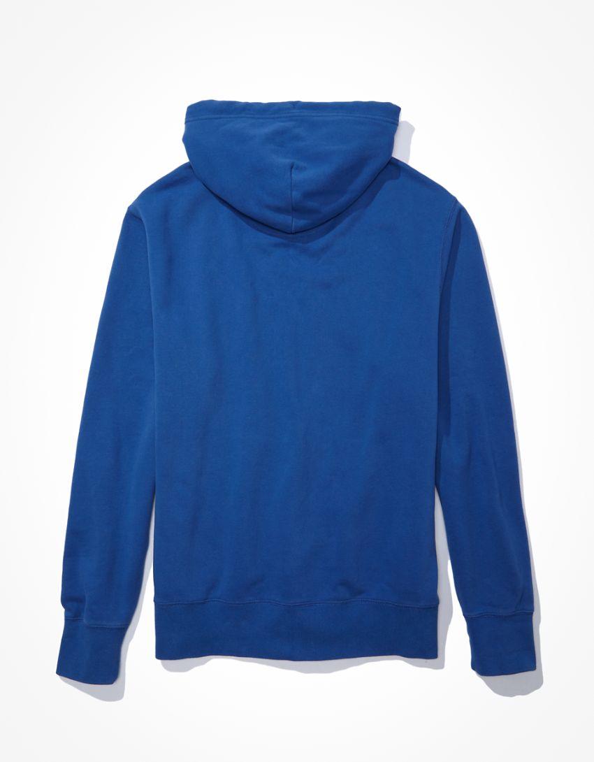 AE Super Soft Fleece Applique Graphic Hoodie