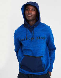 Ae Zip Hem Hoodie by American Eagle Outfitters