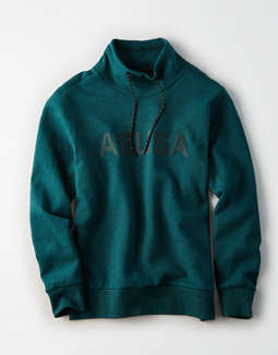AE Funnel Neck Sweatshirt