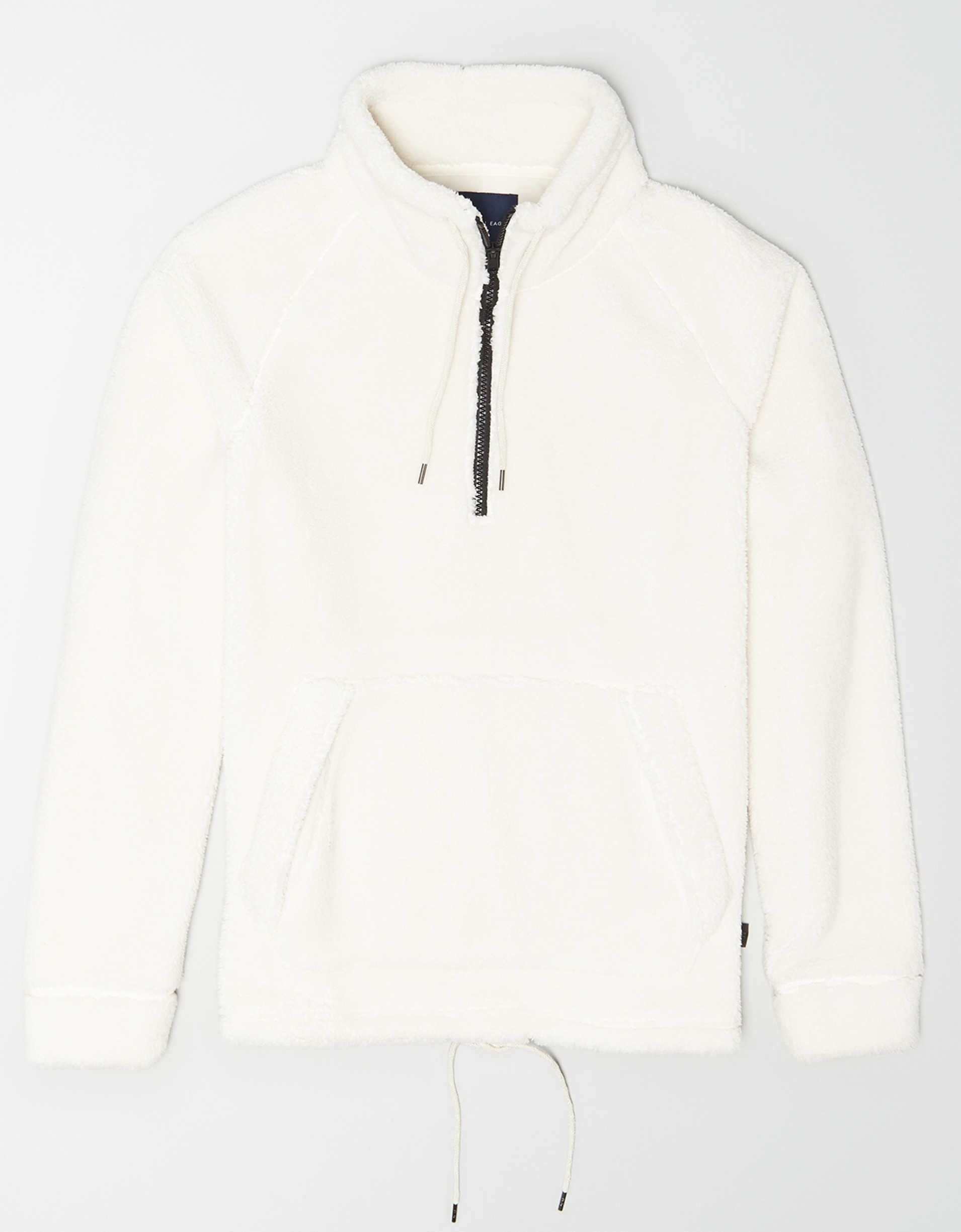 AE Cozy Quarter-Zip Sweatshirt