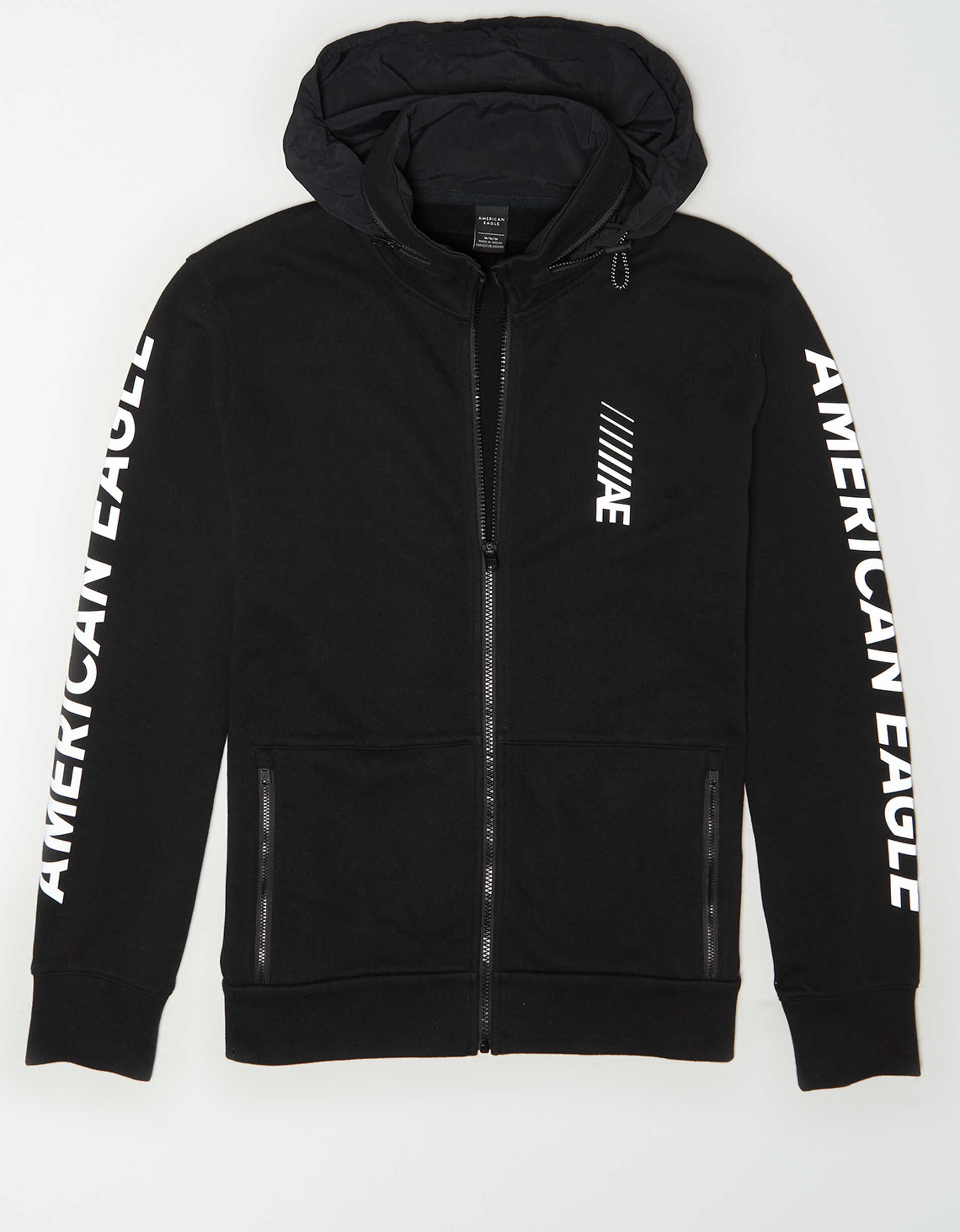 AE Ne(x)t Level Graphic Zip-Up Hoodie