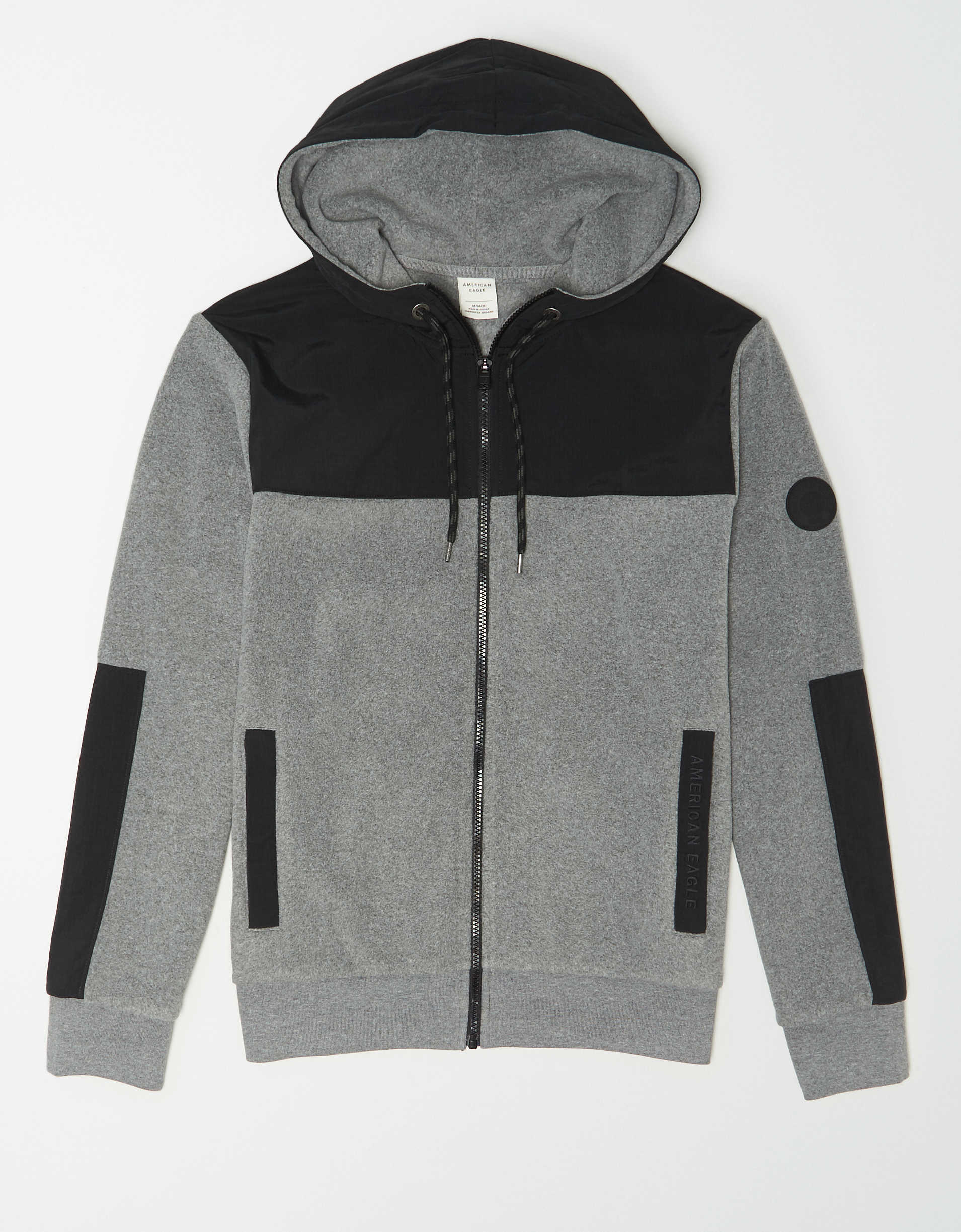 AE Polar Fleece Zip-Up Jacket