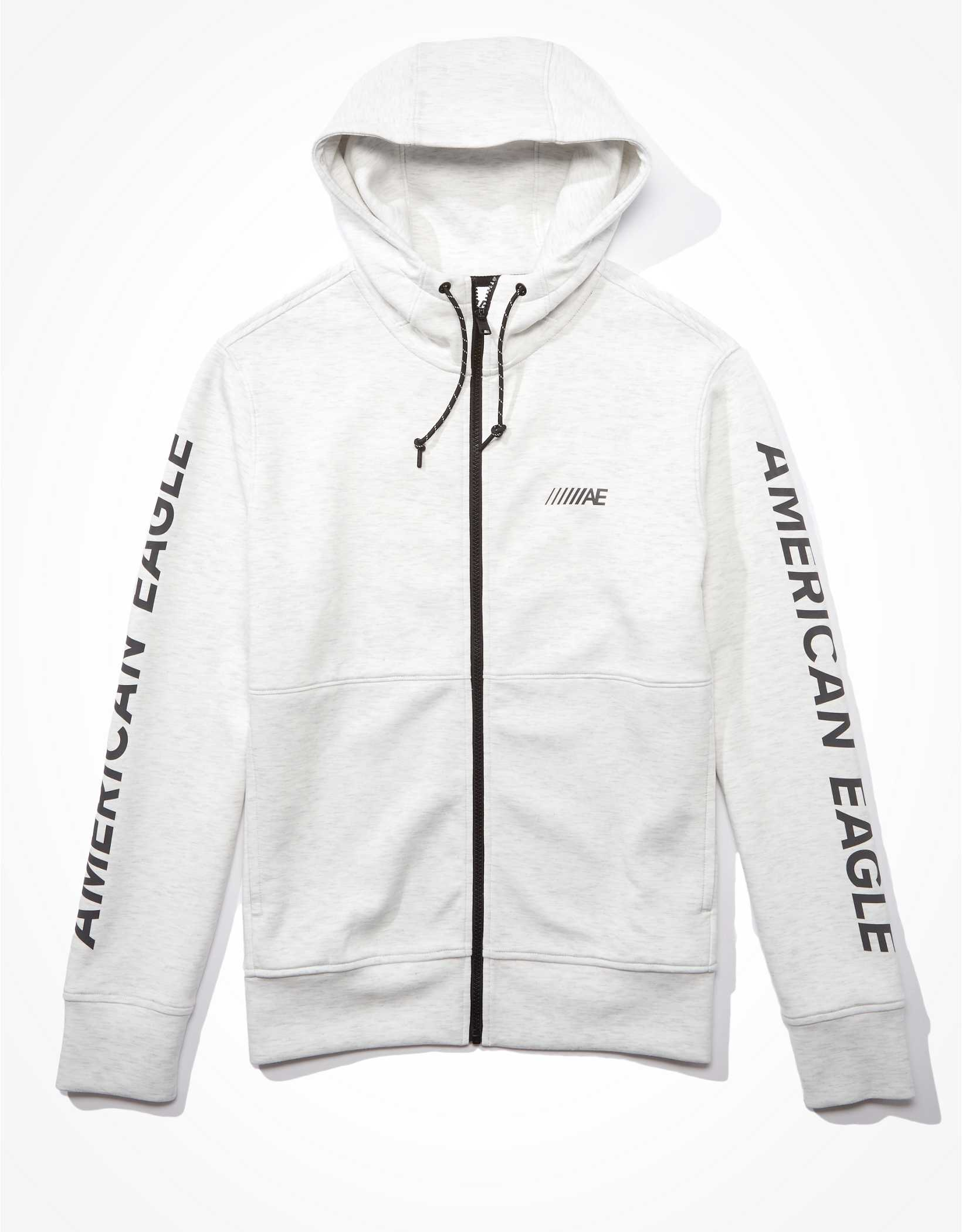 .98 AE Active 24/7 Zip-Up Hoodie + Free shipping over  at American Eagle!