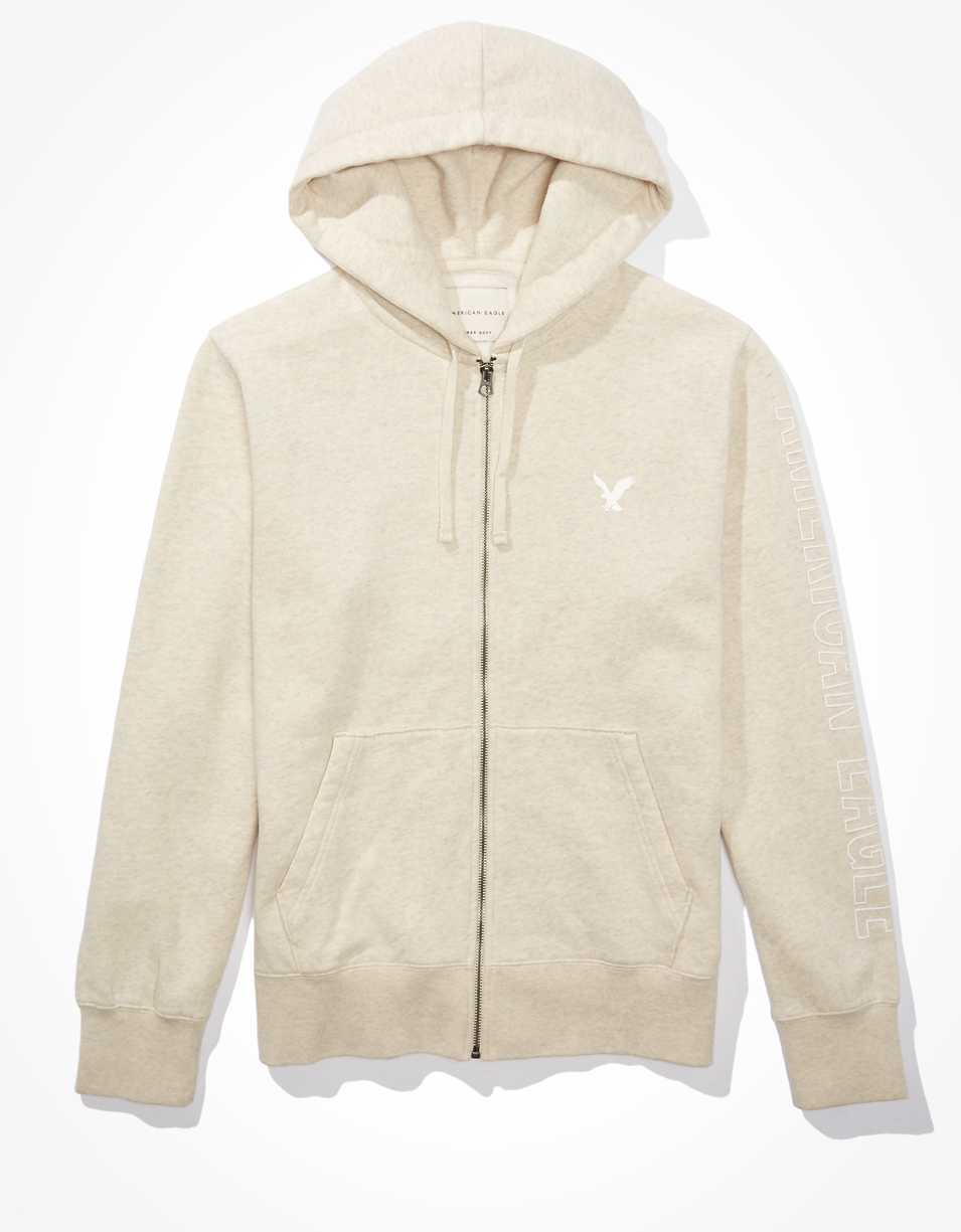 AE Fleece Zip-Up Hoodie