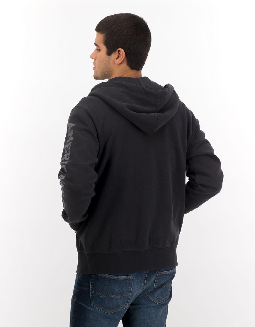 AE Fleece Graphic Zip-Up Hoodie