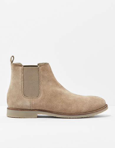 AEO Suede Chelsea Boot