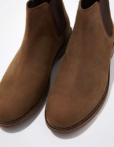 AE Leather Chelsea Boot