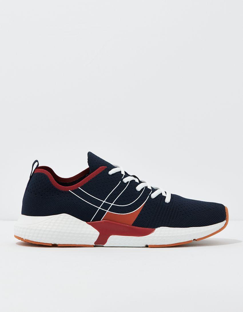 AE Knit Running Sneaker