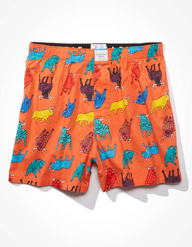 AEO Bulls Stretch Boxer Short