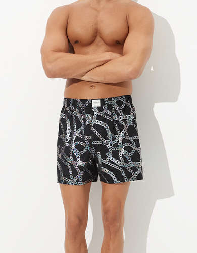 AEO Chainz Stretch Boxer Short