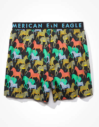 AEO Zebra Stretch Boxer Short