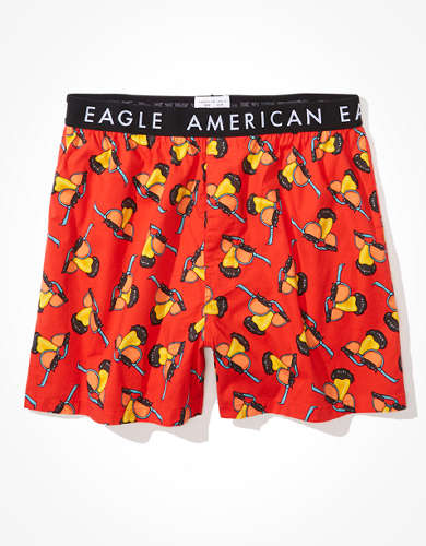 AEO Glasses Stretch Boxer Short