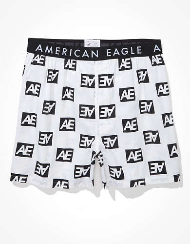 AEO Logo Stretch Boxer Short