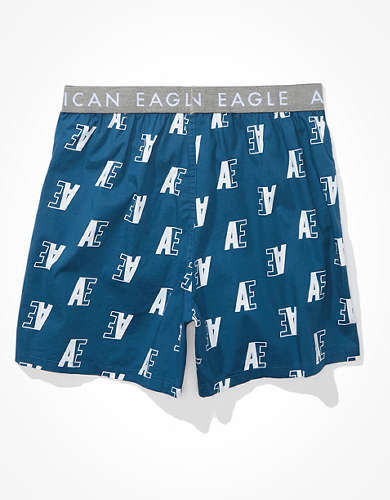 AEO Graphic Stretch Boxer Short
