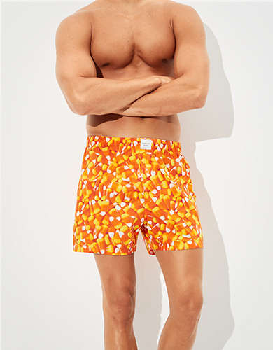 AEO Candy Corn Stretch Boxer Short