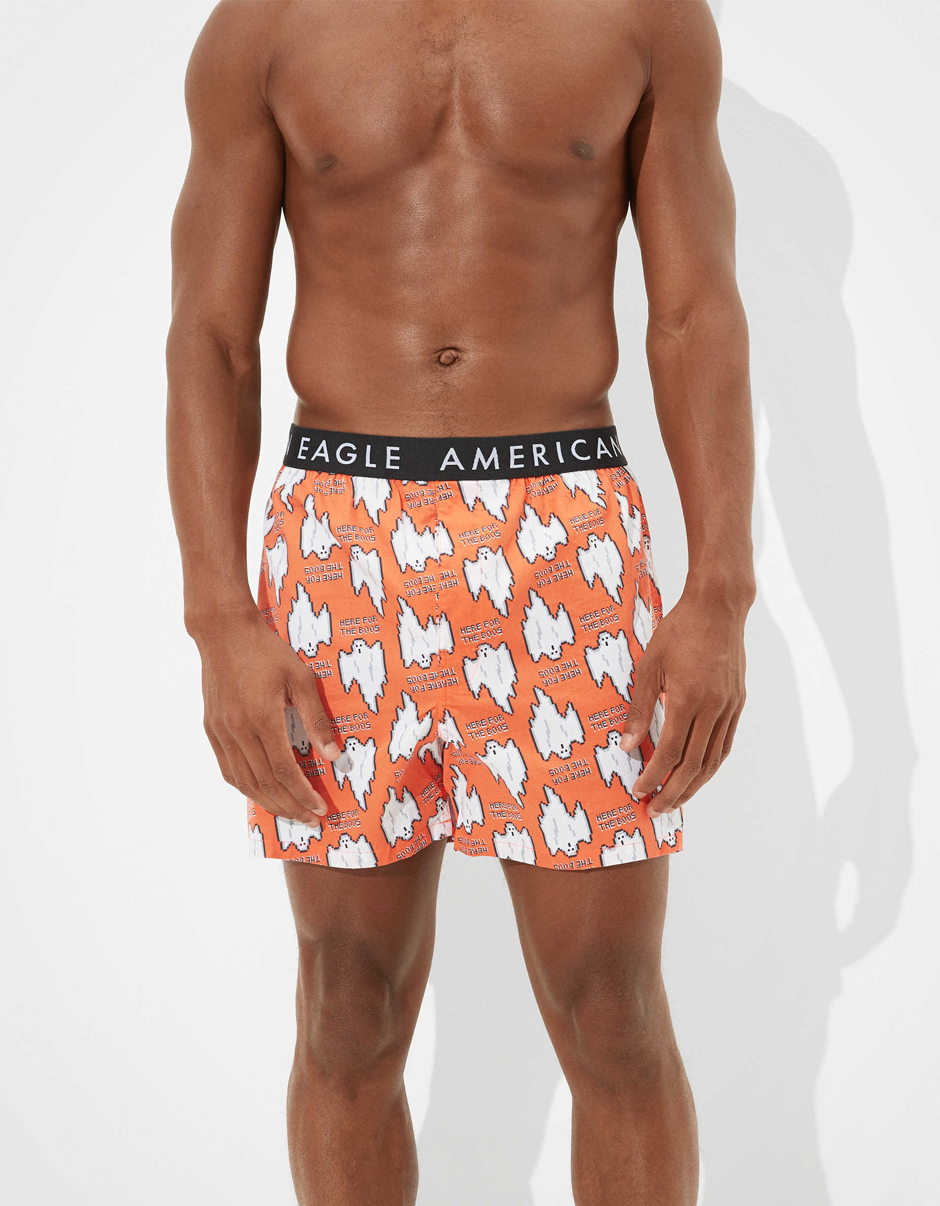 AEO Ghost Stretch Boxer Short