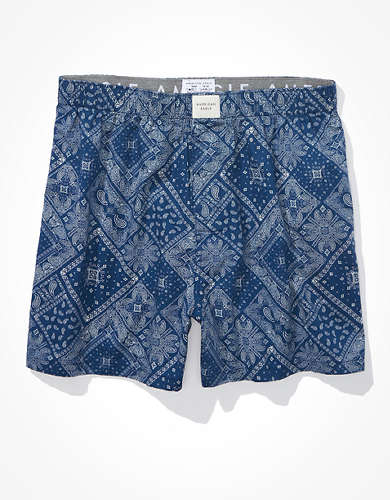 AEO Bandana Stretch Boxer Short