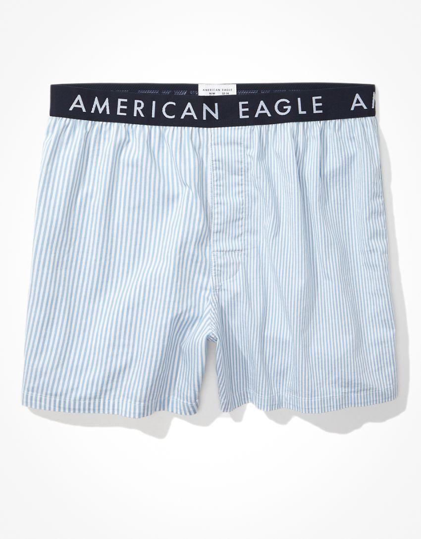 AEO Striped Stretch Boxer Short
