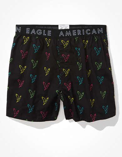 AEO Neon Eagle Stretch Boxer Short