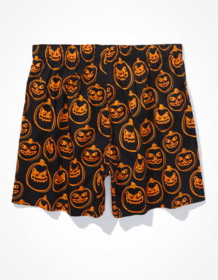 AEO Neon Pumpkin Stretch Boxer Short