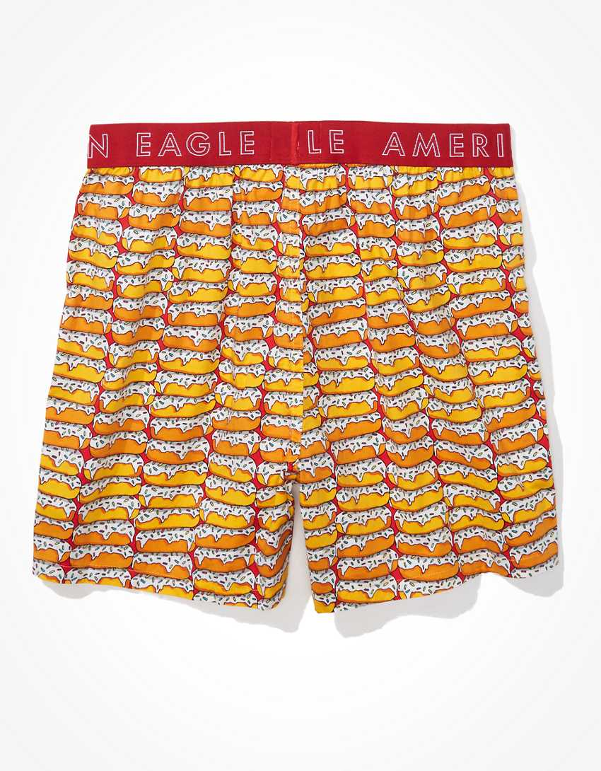 AEO Donuts Stretch Boxer Short