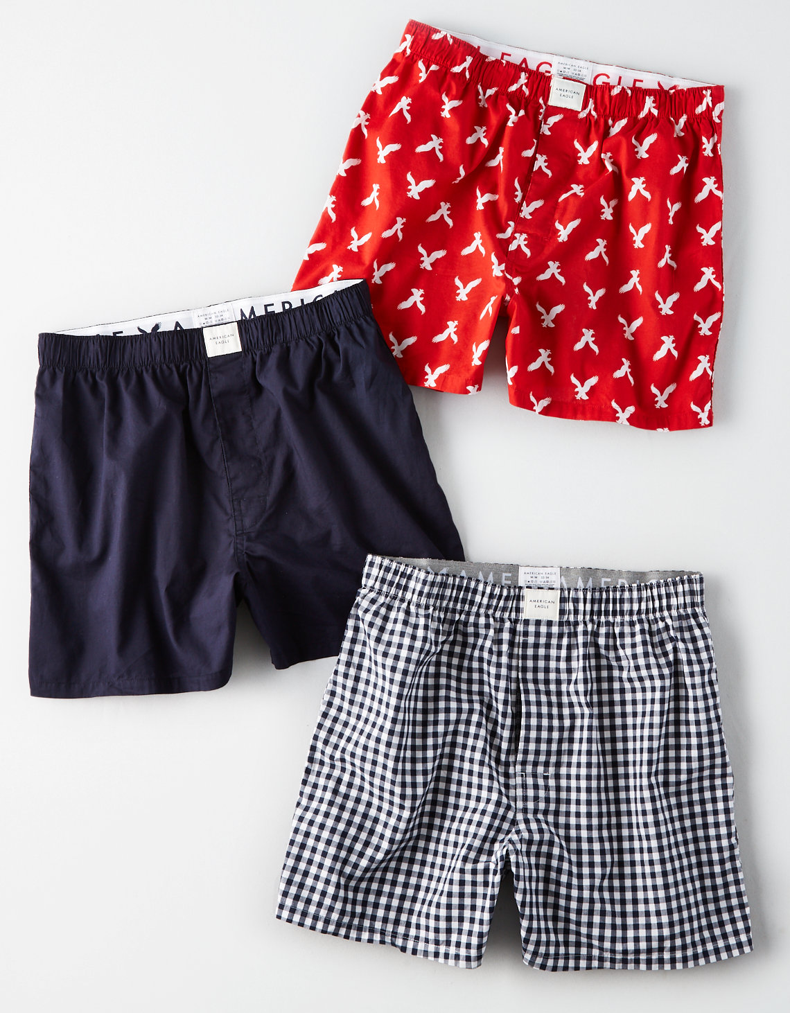 2d91c006086a AE Classic Boxer 3-Pack, Multi | American Eagle Outfitters