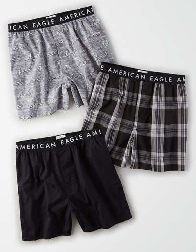 AEO Boxer Short 3-Pack