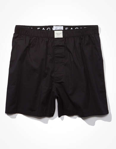 AEO Black Stretch Boxer Short
